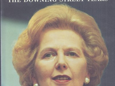 THE DOWNING STREET YEARS: MARGARET THATCHER