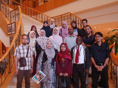 IIUM STUDENTS VISIT PERDANA LEADERSHIP FOUNDATION