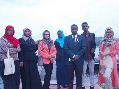 YET ANOTHER SUDAN VISIT TO PERDANA LEADERSHIP FOUNDATION