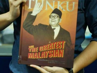 STAFF PICK: TUNKU STILL THE GREATEST MALAYSIAN (JANUARY)