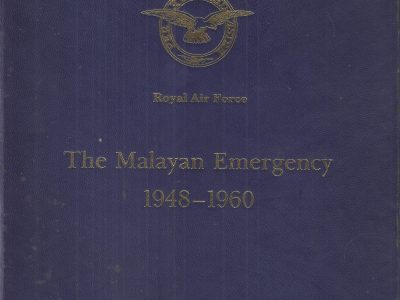 THE MALAYAN EMEREGENCY 1948-1960