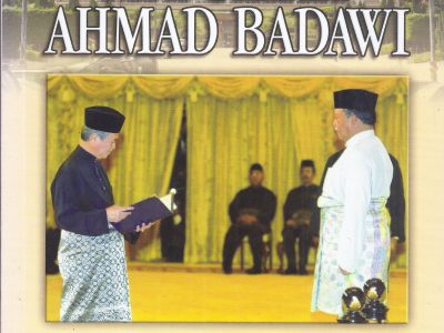 ABDULLAH AHMAD BADAWI – 3 TAHUN DI PUTRAJAYA