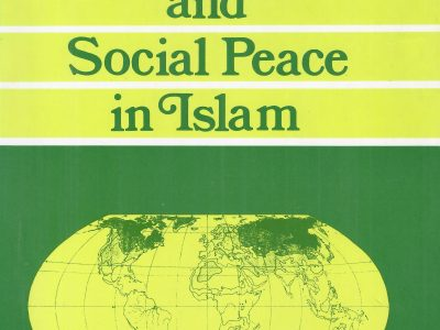 ECONOMIC DEVELOPMENT AND SOCIAL PEACE IN ISLAM
