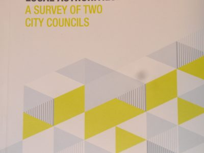 SERVICE AND GOVERNANCE QUALITY OF MALAYSIAN LOCAL AUTHORITIES: A SURVEY OF TWO CITY COUNCILS