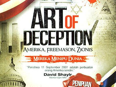 ART OF DECEPTION : AMERIKA, FREEMASON, ZIONIS