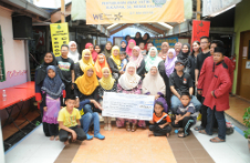 FUN AND LEARNING WITH UNDER-PRIVILEGED KIDS IN KAJANG