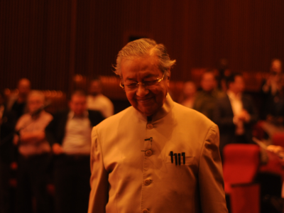 A DIALOGUE WITH TUN DR MAHATHIR MOHAMAD: THE NATURE OF LEADERSHIP IN OUR DIGITAL FUTURE