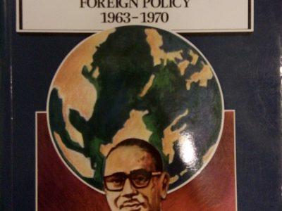 TENGKU ABDUL RAHMAN AND MALAYSIA'S FOREIGN POLICY, 1963-1970