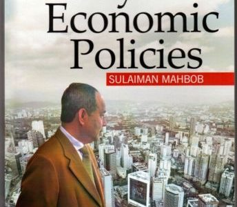 REFLECTIONS ON MALAYSIAN ECONOMIC POLICIES