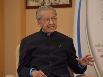 ORAL HISTORY WITH YABHG TUN DR MAHATHIR MOHAMAD PART 2 SESSION 1