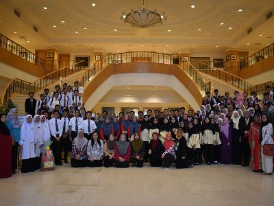 UNITED AT THE FOUNDATION: 23RD INFORMATION LITERACY PROGRAMME