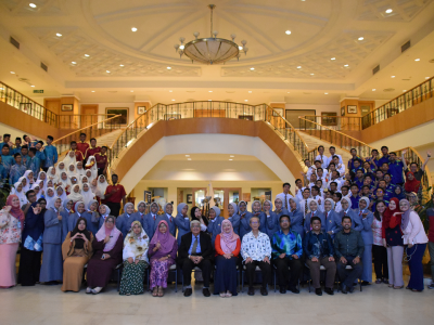 26TH INFORMATION LITERACY PROGRAMME: WRITE-UP