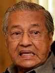 PROMOTE IDEA OF BEING M'SIAN RATHER THAN PEOPLE OF DIFFERENT STATES: DR MAHATHIR