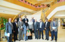 2016 VISITS: KINGDOM OF SAUDI ARABIA DELEGATES