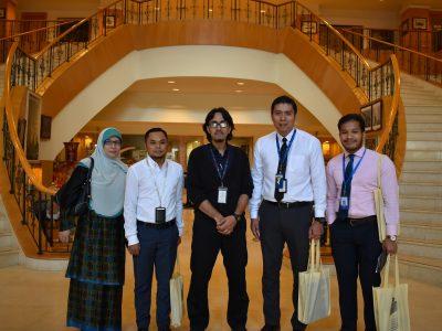 BANK NEGARA MALAYSIA VISITS THE FOUNDATION