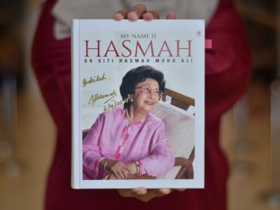 STAFF PICK: MY NAME IS HASMAH (MAY)