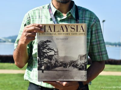 STAFF PICK: MALAYSIA – A PICTORIAL HISTORY (MARCH)