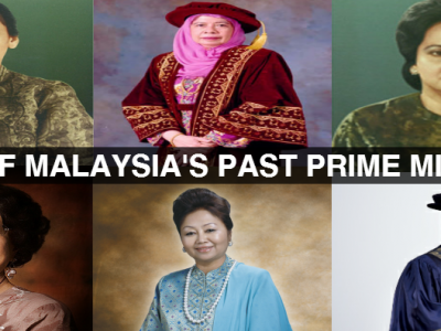 WIVES OF PAST PRIME MINISTERS