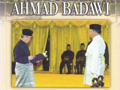 ABDULLAH AHMAD BADAWI: 3 TAHUN DI PUTRAJAYA