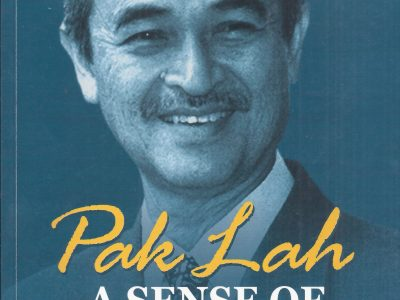 PAK LAH: A SENSE OF ACCOUNTABILITY : AN INSIGHT INTO EFFECTIVE STEWARDSHIP