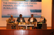 PERDANA DISCOURSE SERIES 20 – THE FEDERAL & THE STATES: FEDERAL-STATE RELATIONS IN MALAYSIA