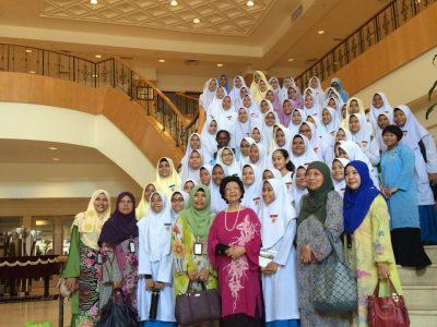 2016 VISITS: SMK BANDAR TASIK KESUMA