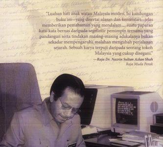 DR. MAHATHIR : WARKAH TERPILIH KEPADA PEMIMPIN DUNIA