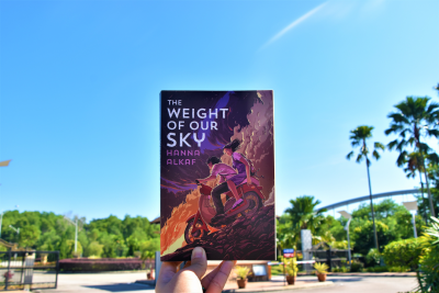 STAFF PICK: THE WEIGHT OF OUR SKY
