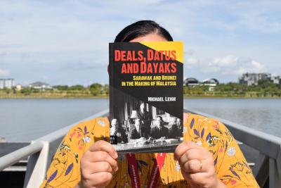 STAFF PICKS: DEALS, DATUS, AND DAYAKS