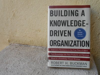 Staff Pick: Building a Knowledge-driven Organisation