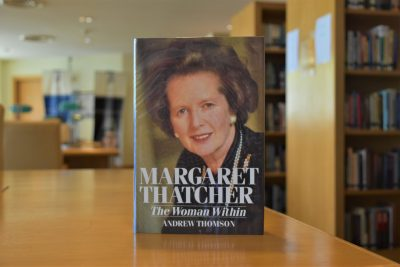 Staff Pick: Margaret Thatcher The Woman Within