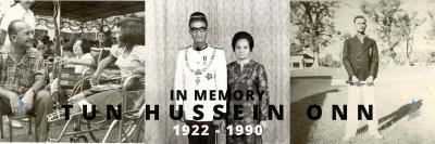 Tun Hussein Onn: One of the Greats