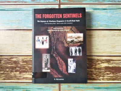 Staff Pick: The Forgotten Sentinels