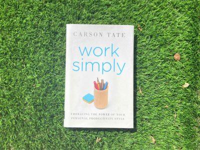 Staff Pick: Work Simply