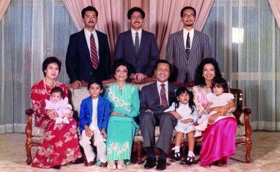 Happy 95th, Tun Dr Siti!